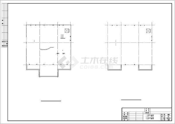 非常详细的别墅(异形柱结构)全套建筑结构施工图-图3
