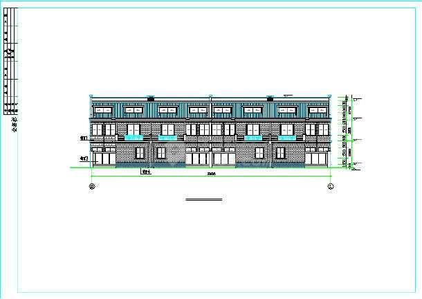 四间二层房屋设计图大全免费下载-农村二层房屋设计图简笔画图片