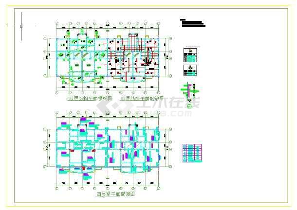 农村普通两层楼房设计图