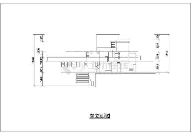 8乘12米2层别墅图纸_8乘12米2层别墅图纸图片分享_第12页