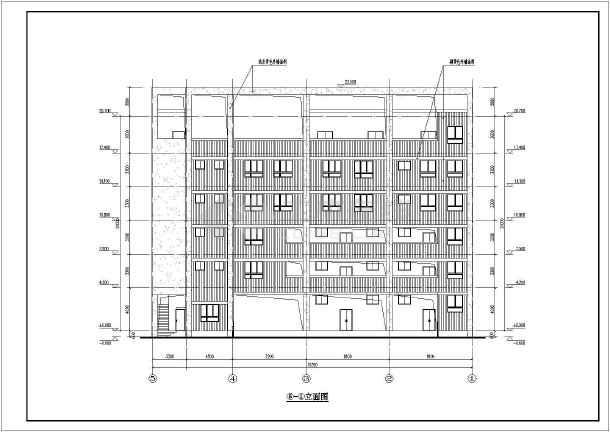 简介:该为某十二班5层幼儿园建筑,地下一层,地上三层为幼儿教室,其余图片