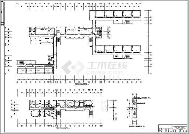 某小学5层教学楼电气设计全套施工图