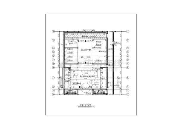 苏州某地2层砖木结构古建修缮竣工图