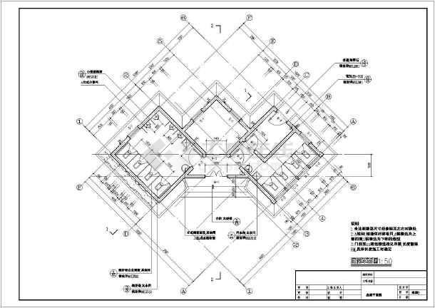 某地坡电脑公共图纸建筑施工屋顶(含效果图)不懂厕所学平面六合无绝对片