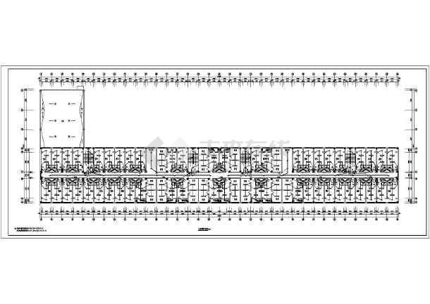 工程概况:本工程建筑层数为六层,结构形式为框架结构;设计内容:照明