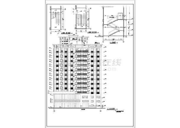 相关专题:商住楼效果图三层商住楼设计图商住楼施工图商住楼平面图