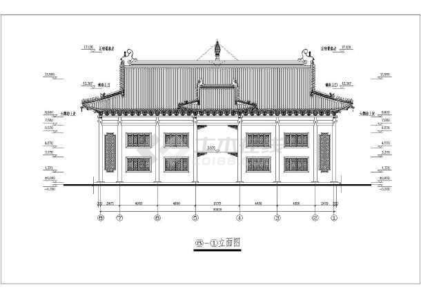 主要包括:1,一层平面图和屋顶平面图2,(4张) 3,剖面图(2张)4,做法大样