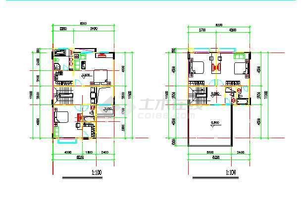 农村住宅平面设计图