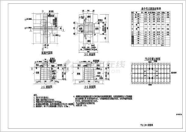 水利工程设计图 其他图纸