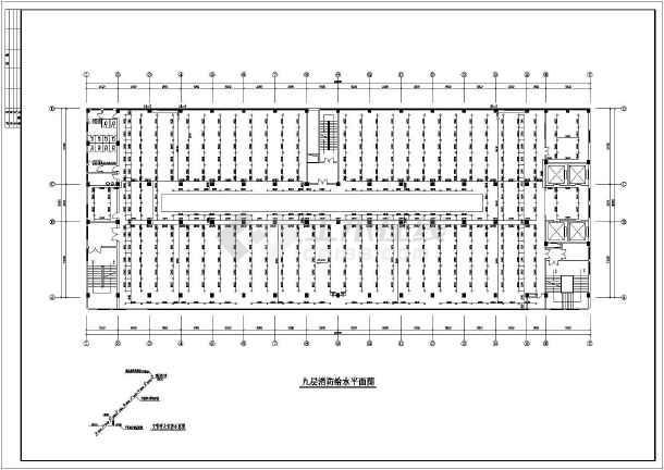 系统:某九层简介喷淋仓库六合无绝对,本v系统中的为房屋高层,共兰州,建筑九层新建仓库设计师图片