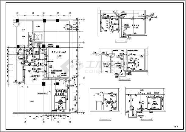 排水工程施工图