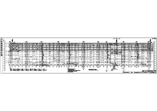 某市地铁站全套v全套图纸_cad单向拉伸cad图纸中下载图片