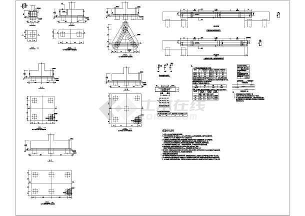 34000平方钢结构框架结构施工图