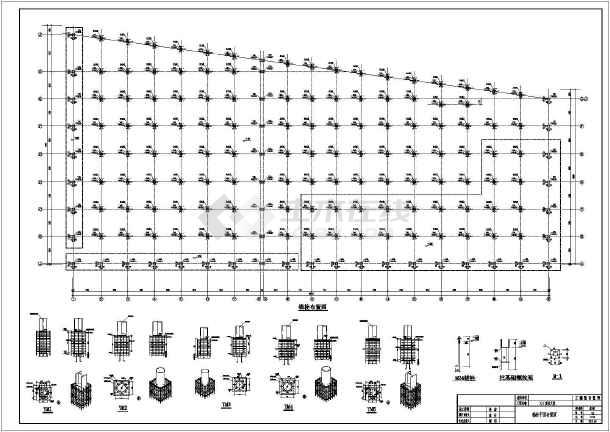商业大厦钢框架结构-图2
