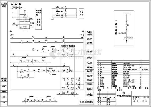 交流发电机的原理图汽车发电机原理图发电机的原理图