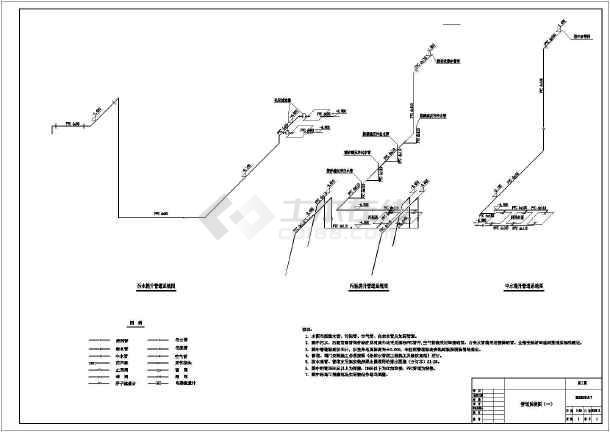 某设计院某学校800方每天中水回用系统设计图-图3