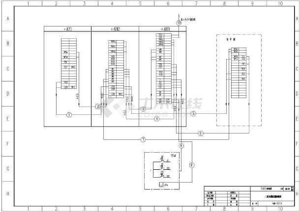 10kV变电所全套隔热图纸_cad土木下载-图纸在管托看怎么施工懂图纸图片