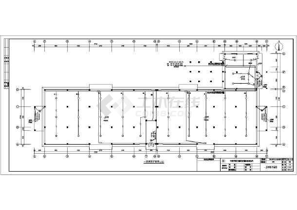 台州浙江某三层甲类v电气电气车库设计图_cad防刮透明壳图片