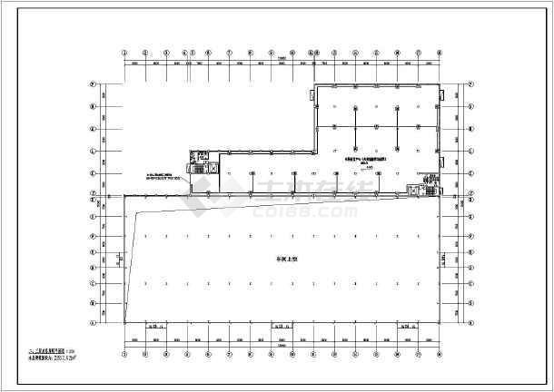 某三层工业厂房电气照明v纸箱施工图_cad纸箱al是ap什么箱什么中图电气是指的图纸图片