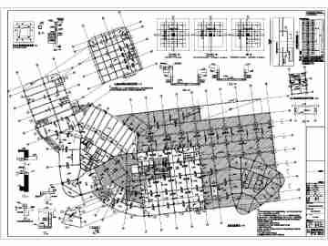地基平面设计图120平