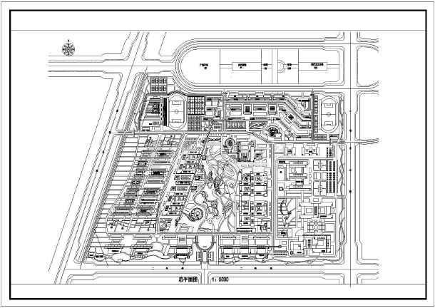 某地图片教学楼投标规划建筑体验方案图大学1新设计平面设计工作室图片