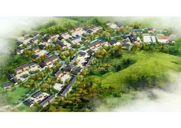 鹤岗市兴山区16委房屋规划图