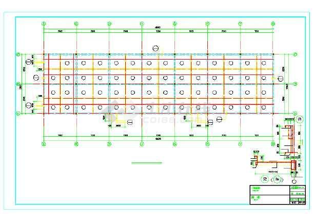 【辽宁】某地上单层框架结构住宅房屋结构施工图