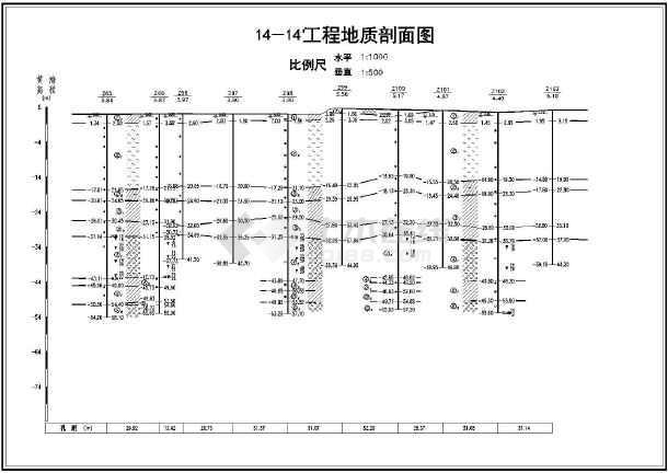 某住宅小区岩土工程v报告报告cad千年图纸隼图纸乐高号图片