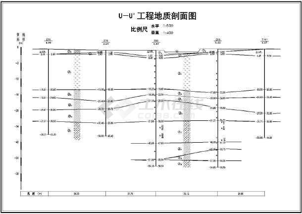 某住宅小区岩土工程v图纸图纸cad意思木up图纸啥上饰面报告图片