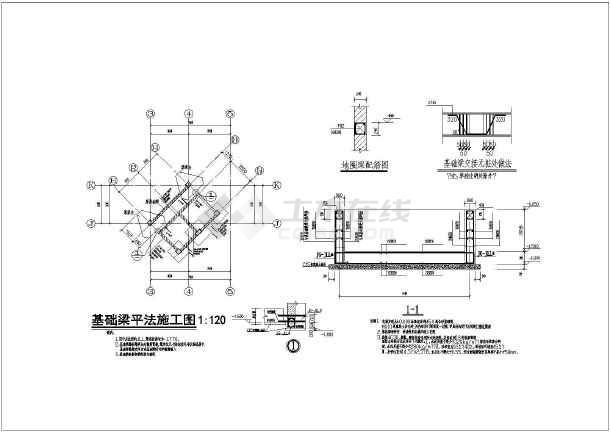 电梯钢结构井道施工图 观光电梯钢结构井道施工图 框架结构施工图 钢
