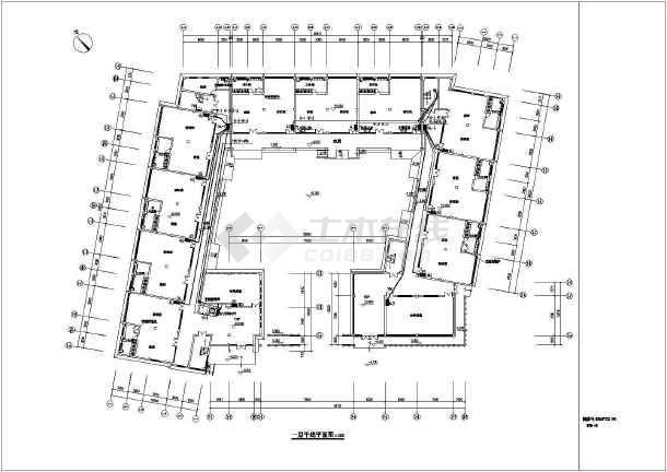 某3层幼儿园全套电气设计施工图纸