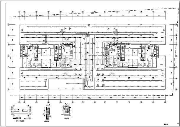 小区停车场平面图