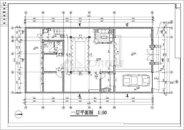 农村二层房屋设计图大全,要怎么设置好,是门面屋,二间72个平方