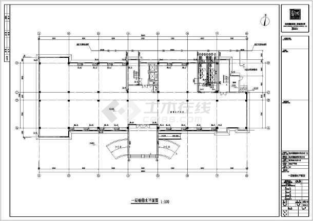 相關專題:磚混結構住宅設計圖 磚混結構平房設計圖 某化妝品車間