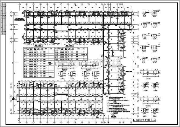 经典砖混结构节点大样设计全套图纸