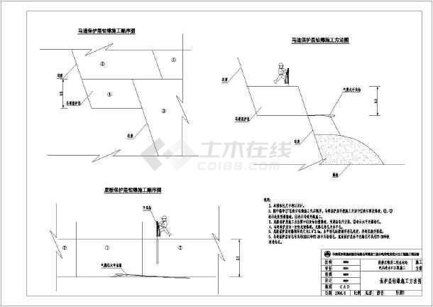 水利工程设计图