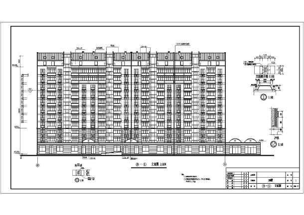 相关专题:板式高层住宅小高层住宅建筑小高层住宅小高层住宅设计图片