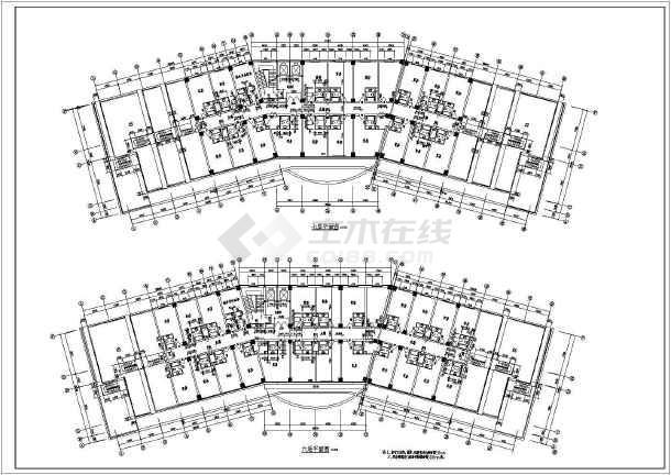 简介:十层框架结构酒店毕业设计建筑方案图,图纸包括:地下室平面图