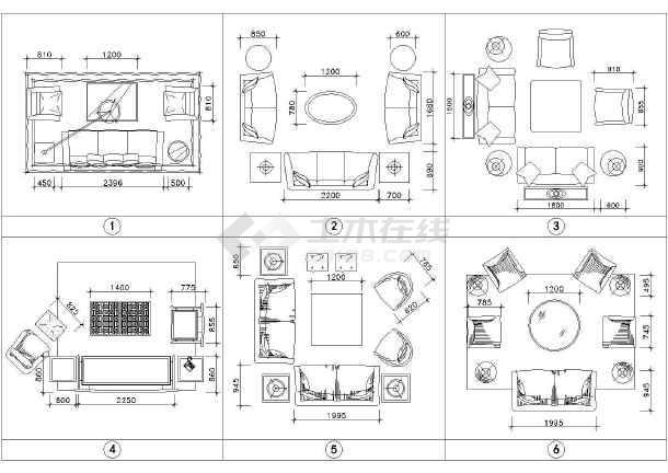 设计 金螳螂/金螳螂设计研究总院图集汇编JTL/06/图5