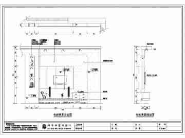 卧室衣柜装修设计图