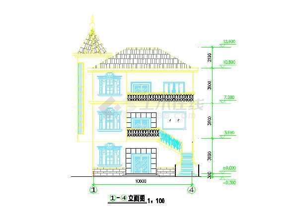 农村楼房窗户设计图展示