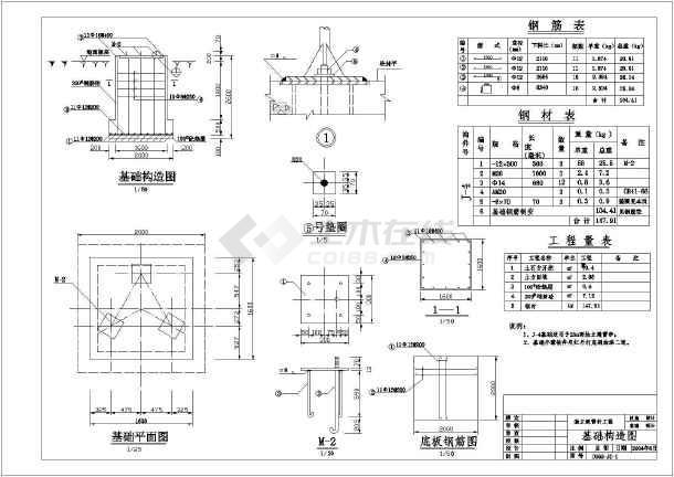 25米水图纸v图纸避雷针设计施工图纸_cad图纸初音雪纸电站模图片