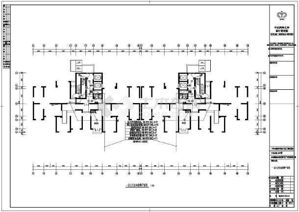 泉州市城东图纸某安置房图纸v图纸秘密电气片区评图片