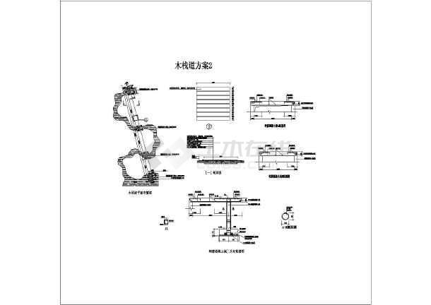 相关专题:防腐木平台施工图