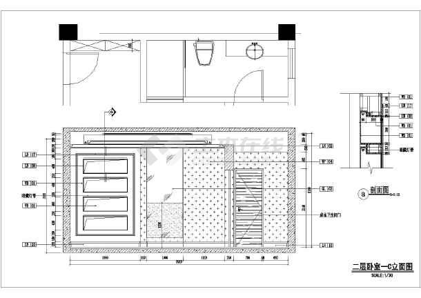 精装修施工图三层别墅施工图及效果图别墅精装修三层别墅施工图跃层精