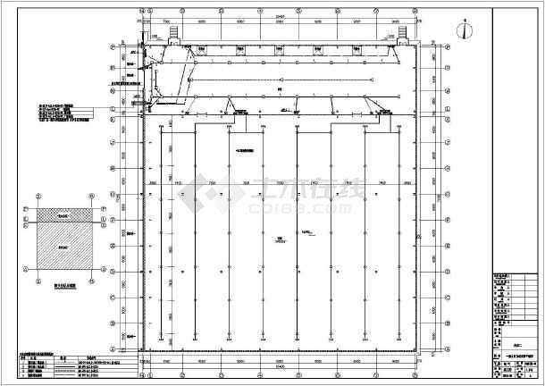 大型冷库电气设计图纸2016年设计(含设计说明)图片