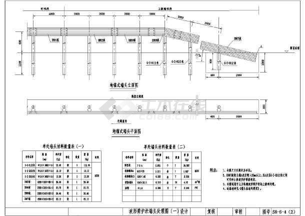 施工现场交通安全标志、防护措施等设计图-图3