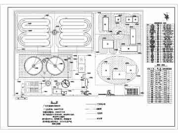 热处理车间设计平面图