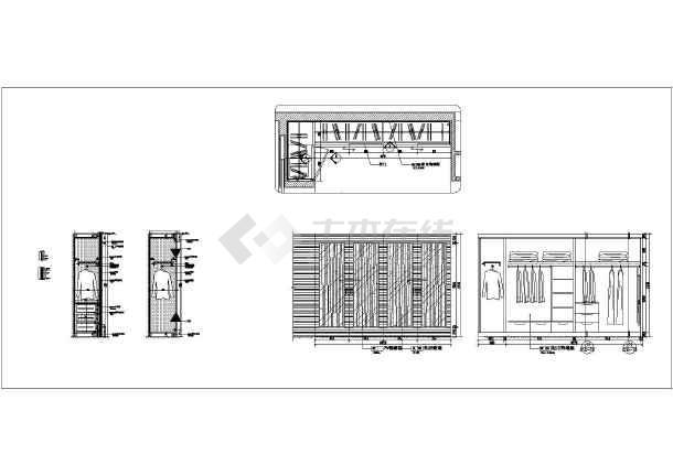 hba酒店室内设计施工图节点详图