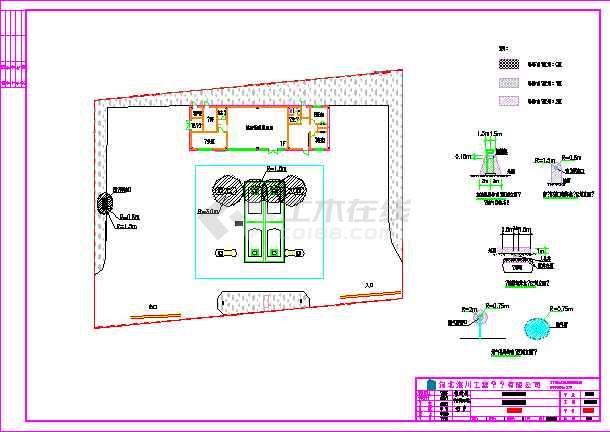 工业建筑 工业厂房建筑电气设计施工图
